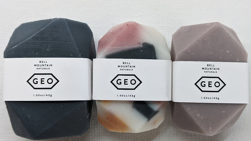 Mini Soap Set of 3   Down to Earth
