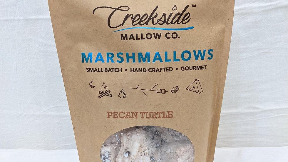 Creekside Gourmet Mallows | Pecan Turtle