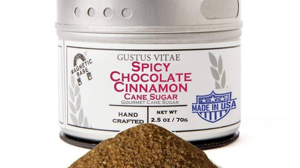 Sugar   Spicy Chocolate Cinnamon Cane Sugar