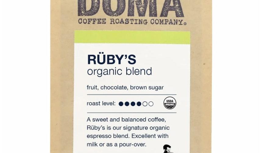 Gourmet Coffee   Ruby's