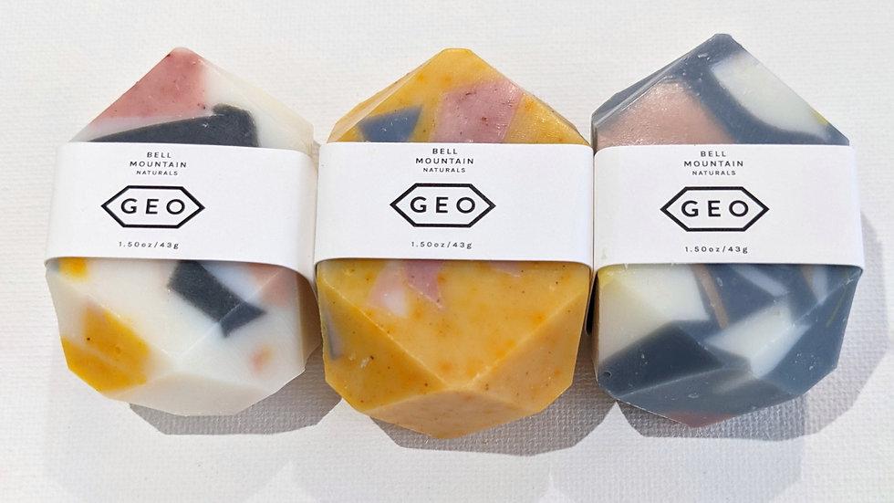 Mini Soap Set of 3   Terrazzo Gem