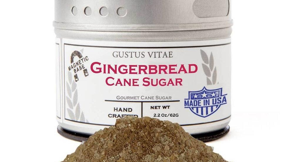 Sugar   Gingerbread Cane Sugar