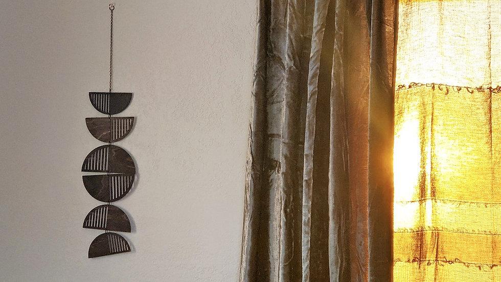 Laser Cut Wood Wall Hanging • Mobile | Sunrise