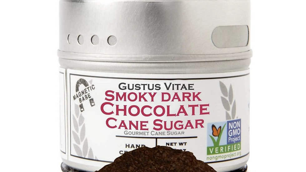 Sugar   Smoky Dark Chocolate Cane Sugar