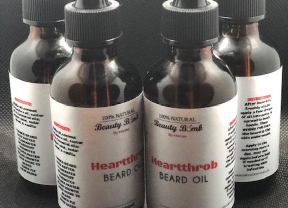 heartthrob beard oil