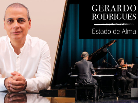 """""""Estado de Alma"""" de Gerardo Rodrigues"""