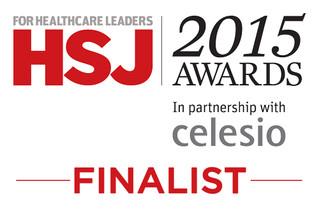 WWLBI Finalist for HSJ Award