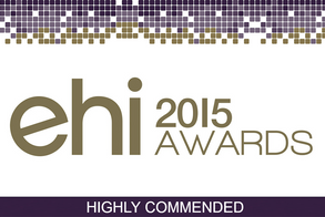 EHI Awards Winner, Excellence in Healthcare Analytics 2015