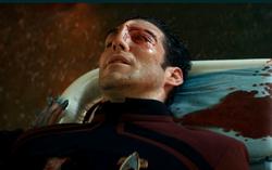 Casey King as Icheb in Star Trek: Picard