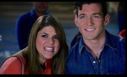 Casey King and Molly Tarlov in Awkward
