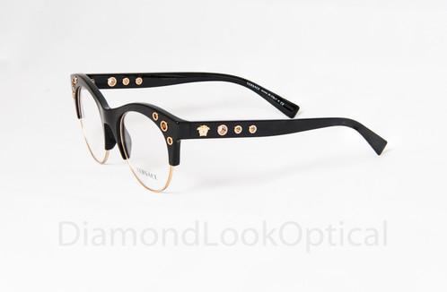 8dfdd32b24b Versace Eyeglass Frame Warranty