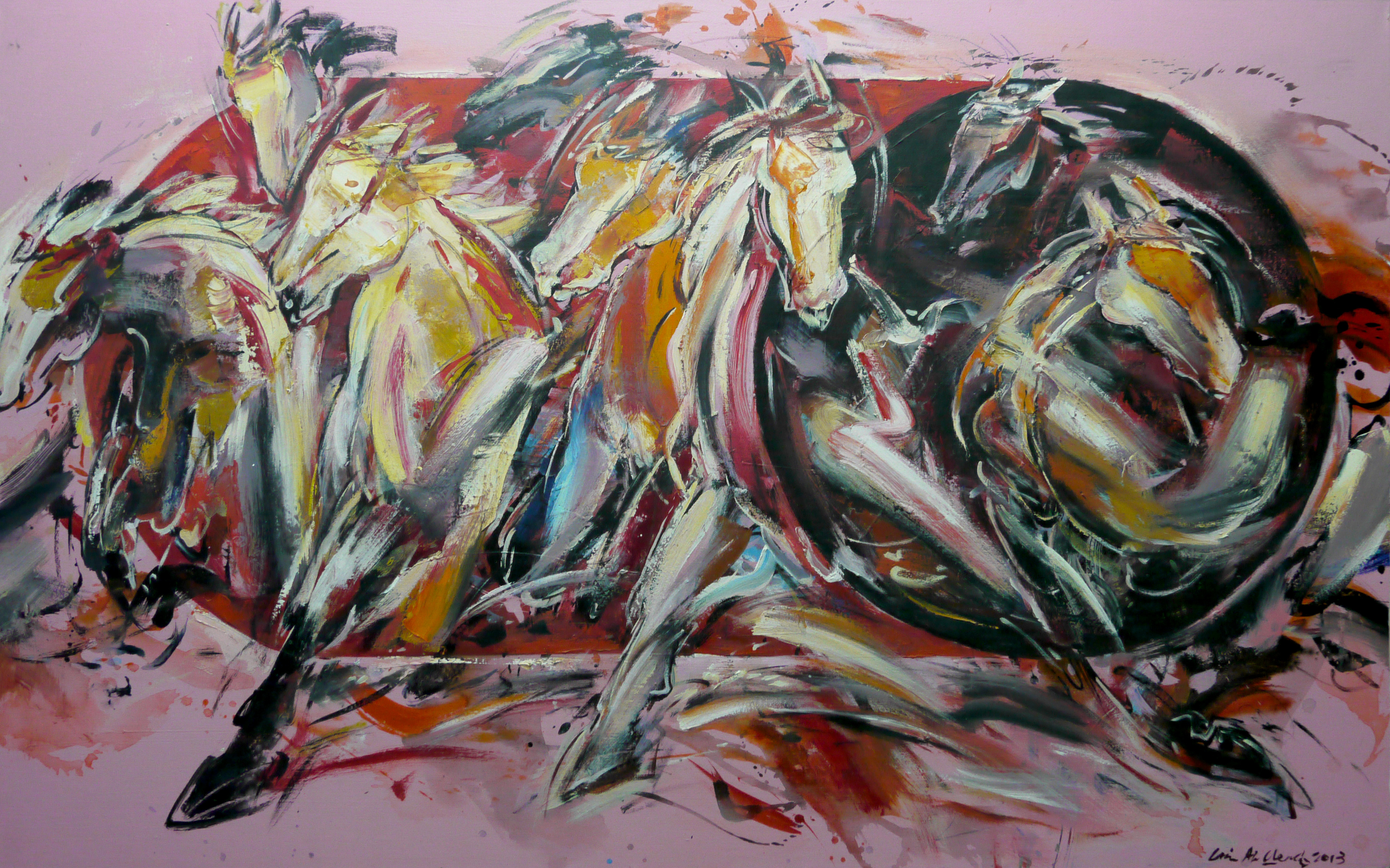 Metropolitan Horses