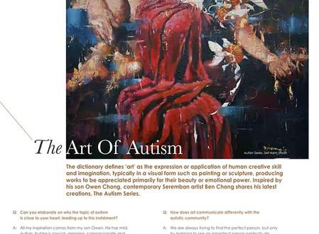 Ben Chong : The Art of Autism