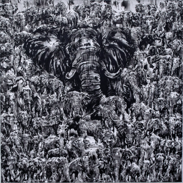 88 Elephants (The One Series)