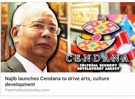 Najib launches Cendana to drive arts, culture development