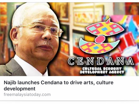 Najib launches Cendana to drive arts, culture development