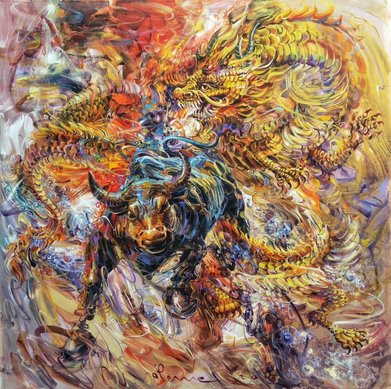 Bull Dragon