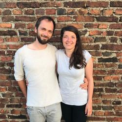 Julian und Anne Bahr