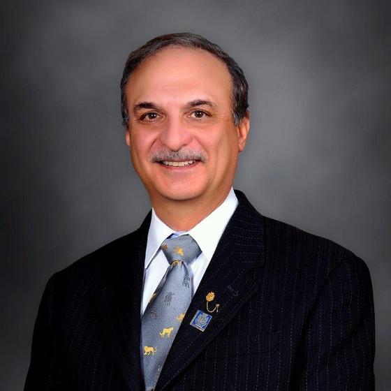 AIA New Jersey has a New Fellow…Congratulations, Robert Cozzarelli, FAIA!