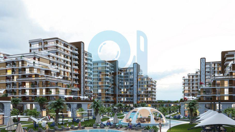 مشروع استثماري في منطقة بيلك دوزو اسطنبول شقق و فيلات و محلات