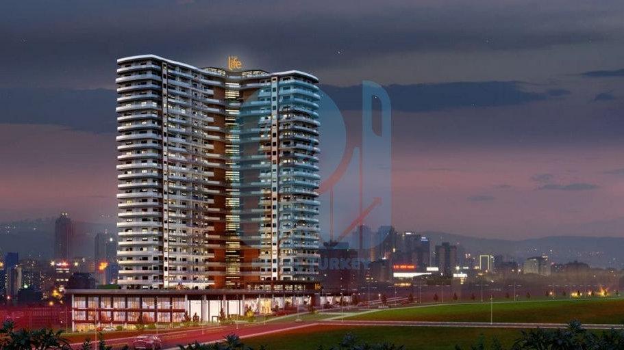 شقق جاهزة للسكن في مشروع سكني باسعار ممتازة في اسطنبول