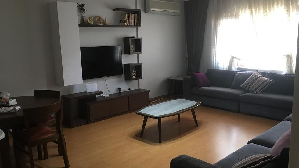 Used apartment for sale in central location in Istanbul good investment