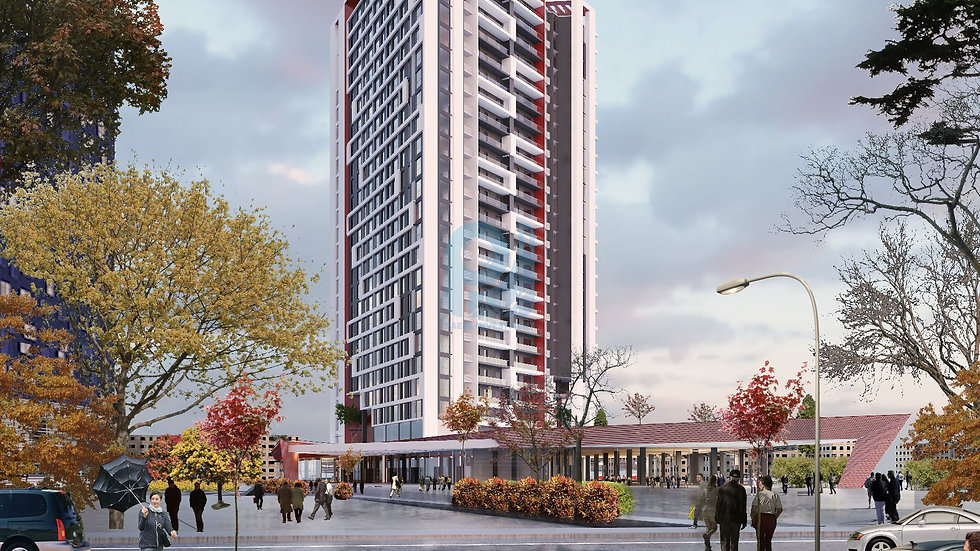 Investment Project offers apartments and offices in Istanbul to Buy