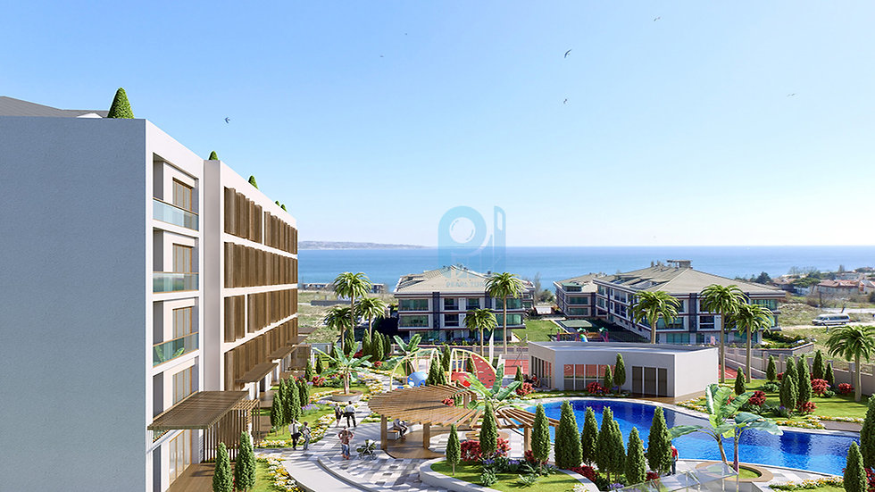 SEA VIEW APARTMENTS IN ISTANBUL