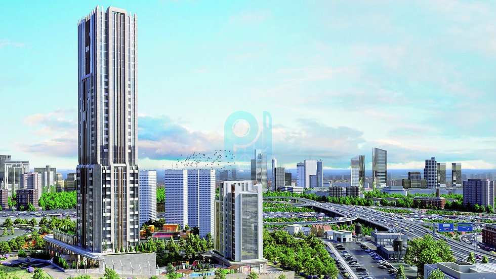 Investment apartments for sale in Istanbul the new part