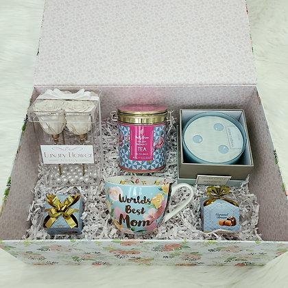 Floral Gift Box - 4 Rose box
