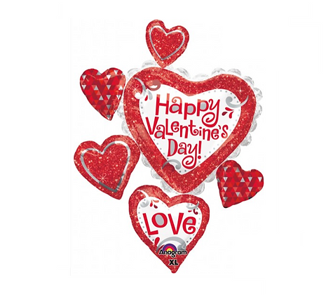 Valentine's Day Extra Large Balloons