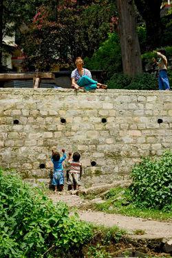 Children, Dharmashala, India