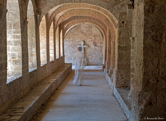 Spirit in the cloisters