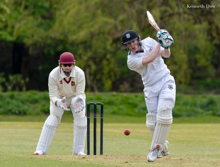 Cover drive