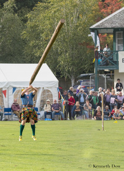 tossing the caber 2