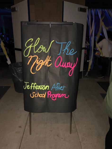 Glow the Night Away