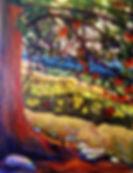 Patterns Under the Ponderosa Pine