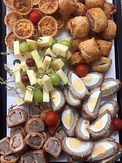 Traditional platter