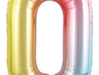 """TBS Foil - 0 Balloon 40"""""""