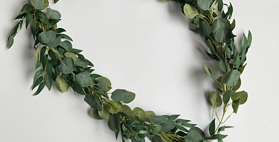 TBS Accessories-Weeping Willow Eucalyptus Garland