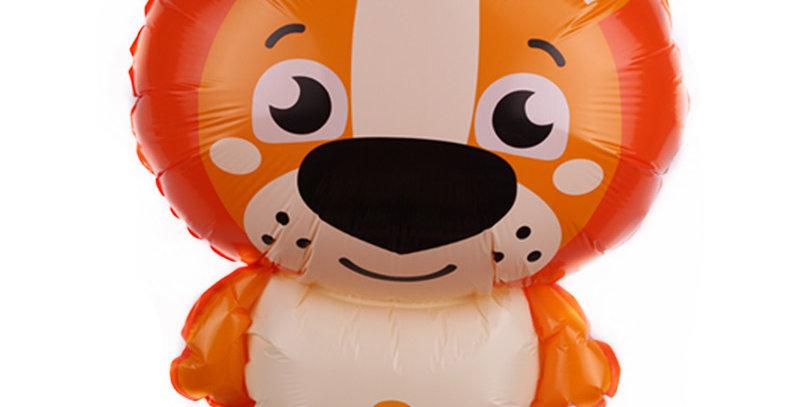 TBS Foil - Lion Shaped  foil Balloon