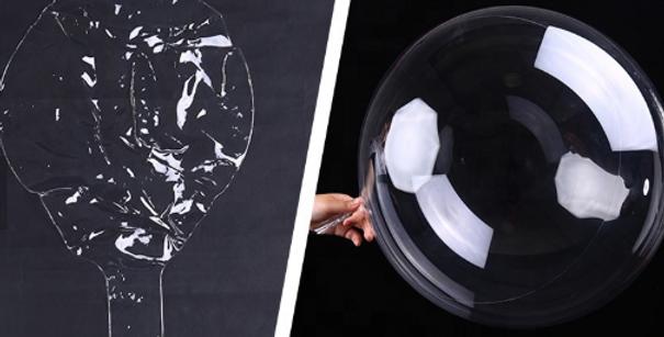 TBS Clear Bubble Balloon