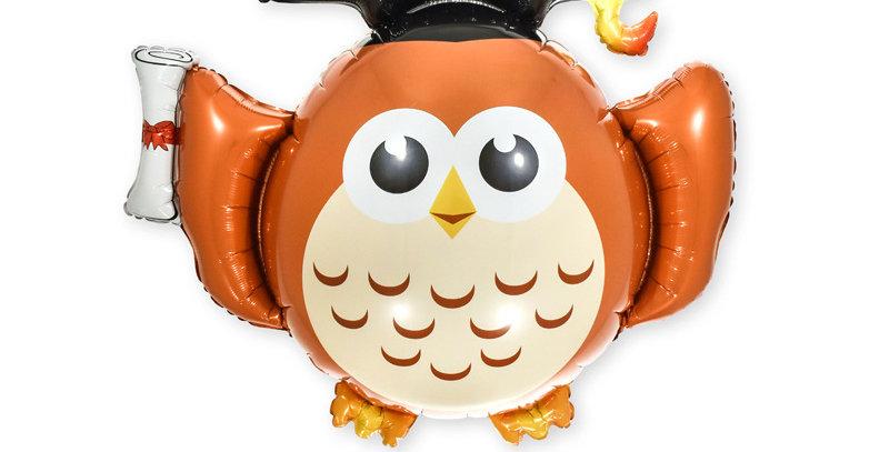 TBS Foil - Graduated Owl Foil Balloon