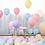 "Thumbnail: Latex - Yellow Macaron Balloon 18"""