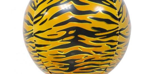 "TBS Foil - Tiger Animal Print Balloon 22"""