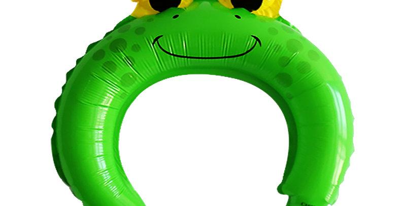 TBS Frog Headband Balloon