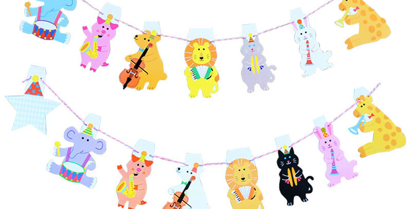 TBS Accessories-Animal Banner