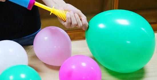 TBS Balloon Hand Pump