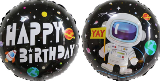 "TBS Foil - 18"" Astronaut Balloon"