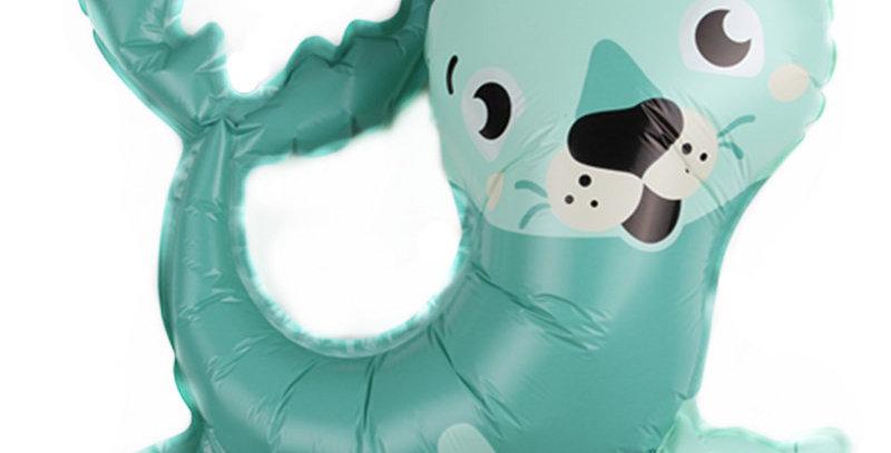 TBS Foil - Sea Lion Shaped  foil Balloon